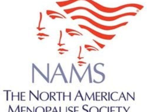 Certified NAMS Menopause Practitioner